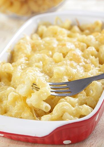 Macaroni and Cheese: