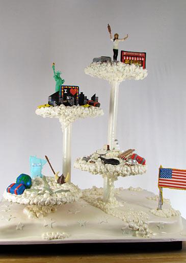 Nadine's American Dream Cake
