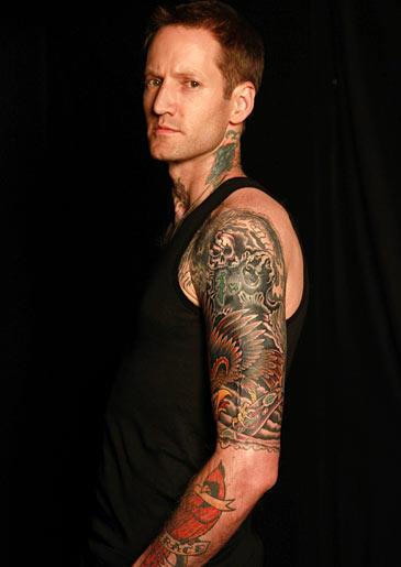 Tattoo by Tim Hendricks
