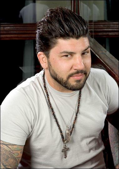 Darren Brass from Miami Ink.