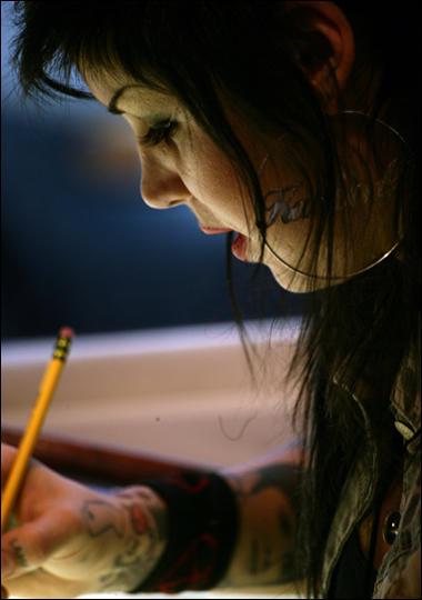 Miami Ink: Kat Von D Pictures