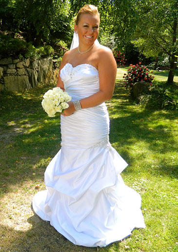 Four Weddings 411 Shannon Dress