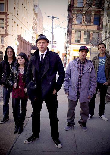 Ami James, Tommy Montoya, Tim Hendricks, Megan Massacre, and Chris Torres.