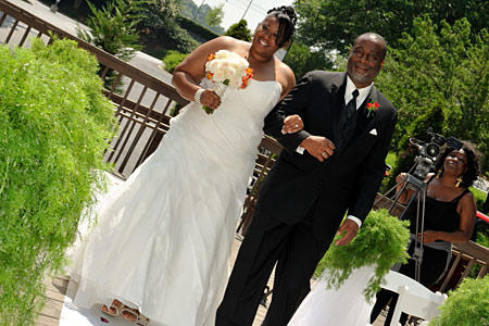 The Olive-Walden Wedding from Season 1 of Say Yes to the Dress Atlanta.