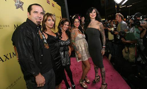 LA Ink Premiere Party