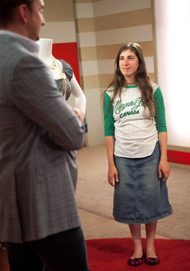 Fashion style Hoya mayim bialik what not to wear for lady