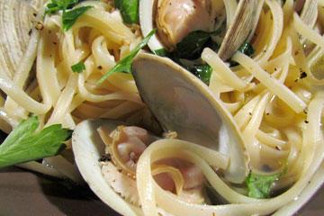 Kitchen Boss Clams Posillipo Recipe