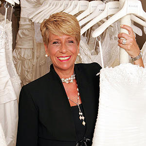 audrey is a bridal consultant from say yes to the dress see