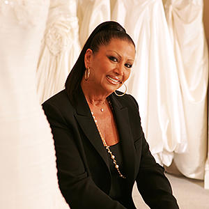 camille is a bridal consultant from say yes to the dress see