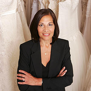 debbie is a bridal consultant from say yes to the dress see