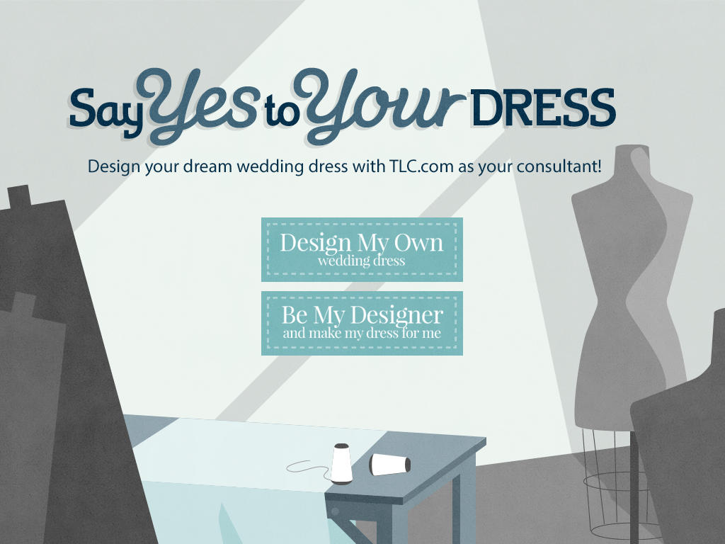 Design Your Dress | TLC