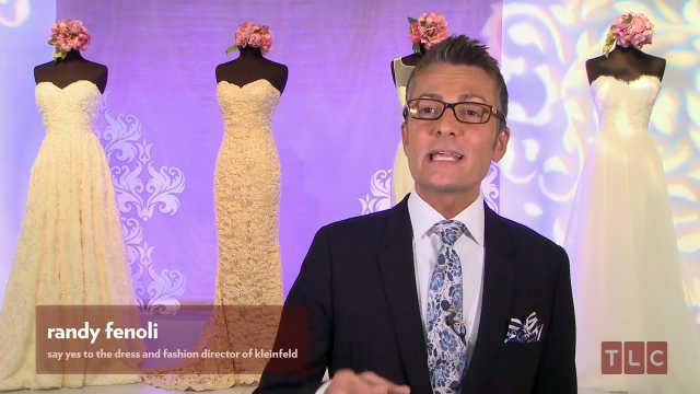 Randy Fenoli Picks the Top Bridal Fashion Trends