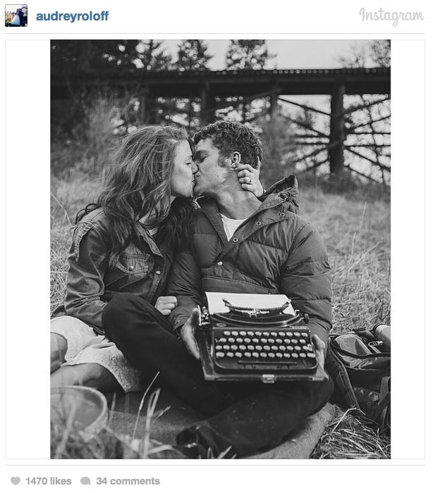 Jeremy Roloff and Audrey Botti (