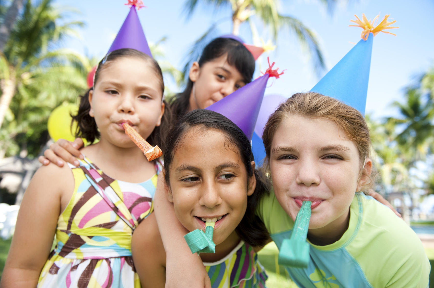 10 Awesome Outdoor Birthday Party Ideas for Kids of All Ages