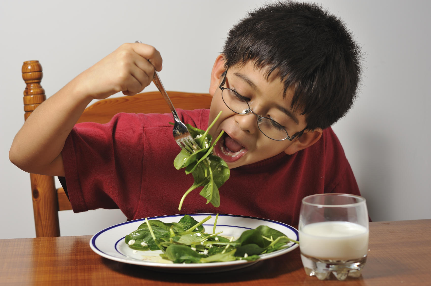 6 Ways to Get Your Kids To Eat Salad