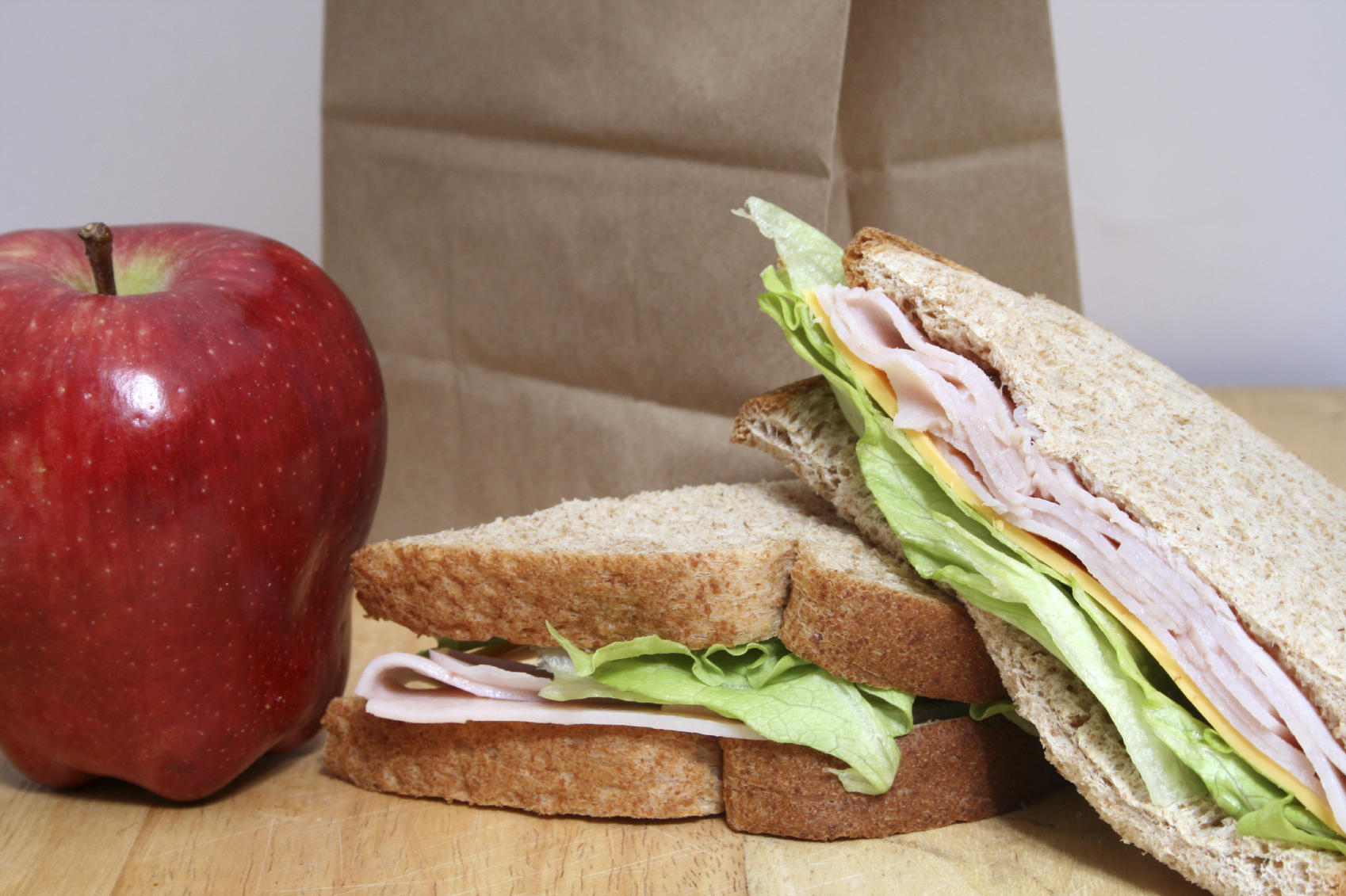 20 Fast and Healthy Brown Bag Lunches