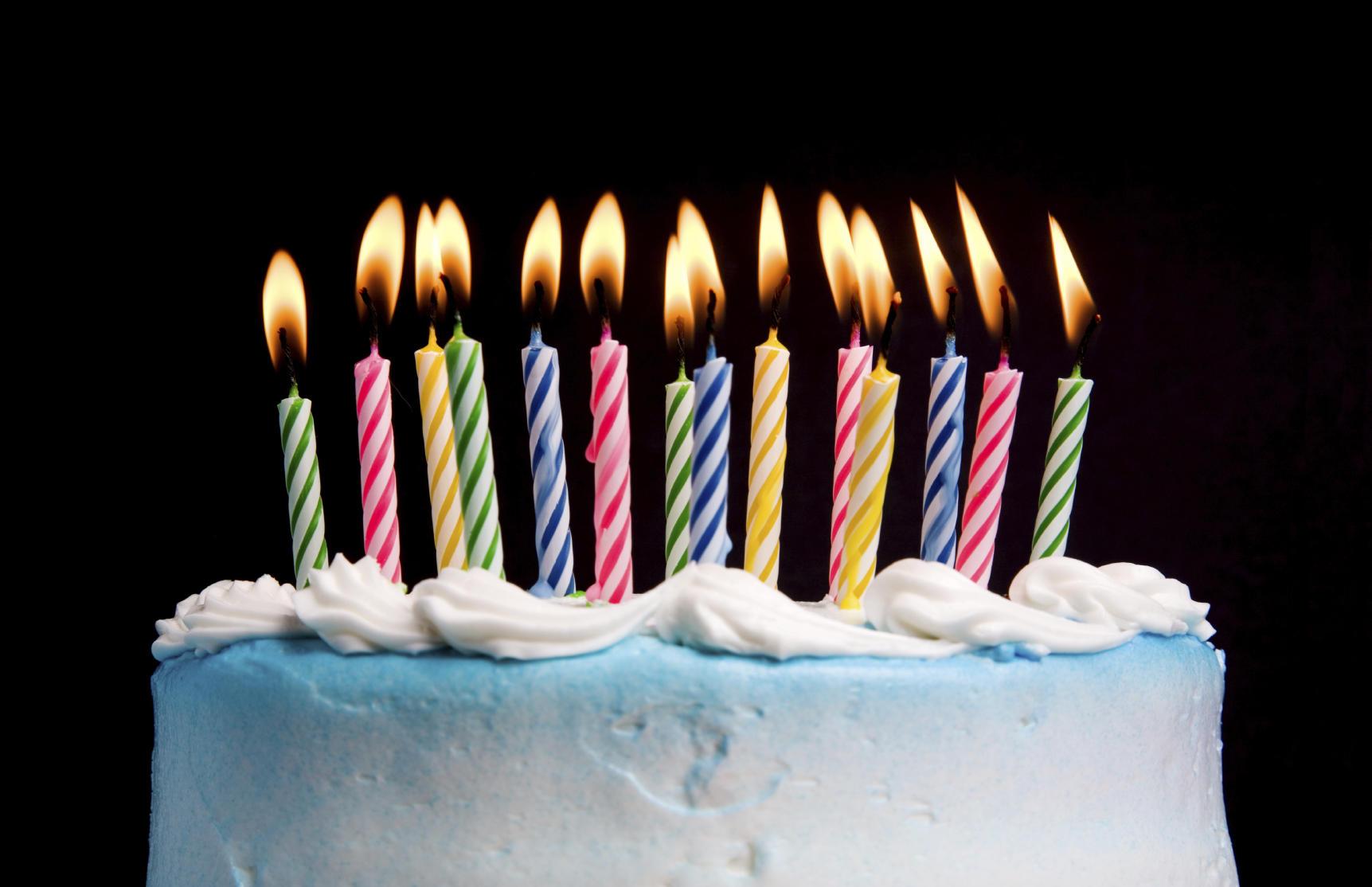 10 Sweet Birthday Cakes