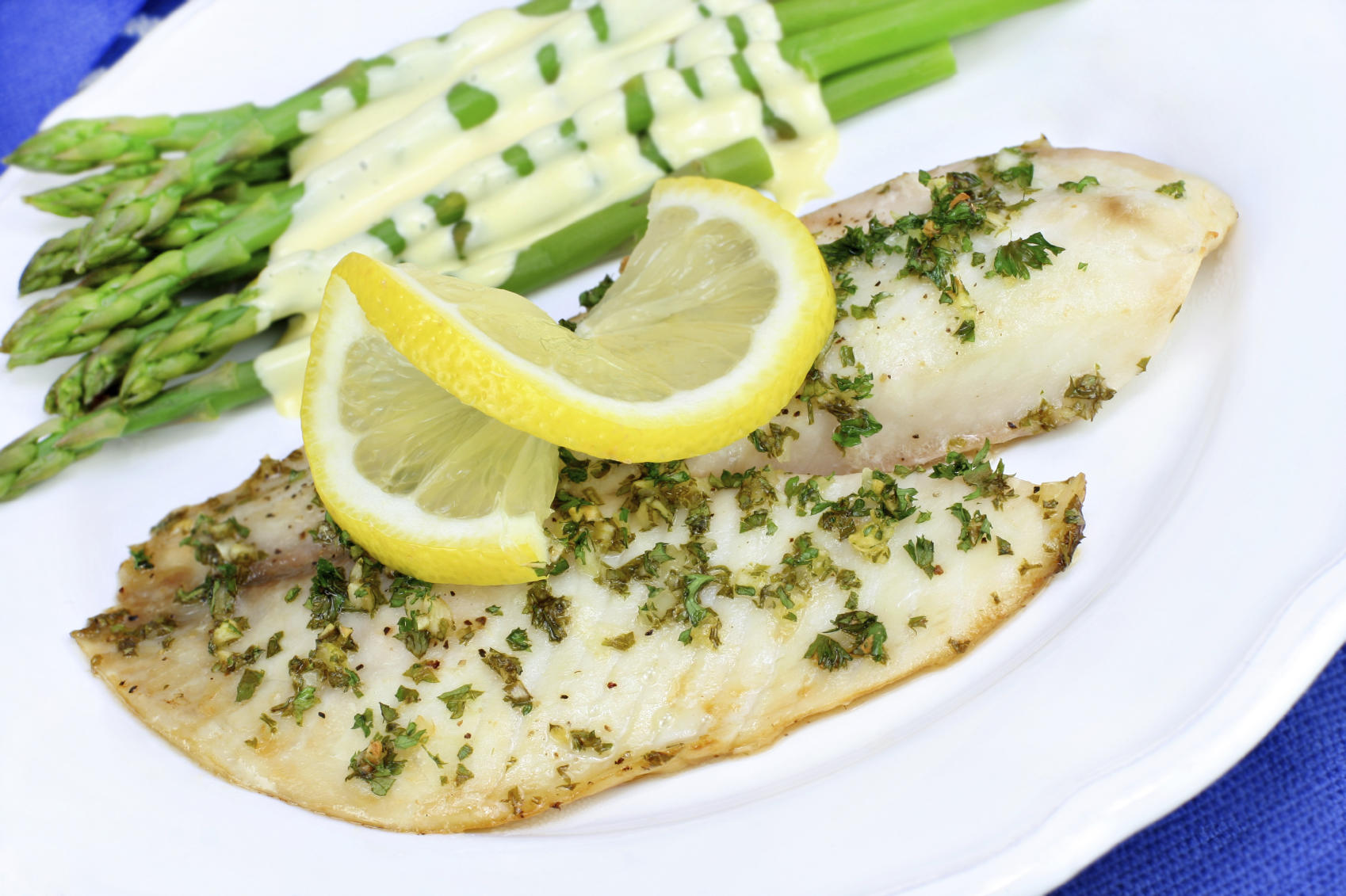 Easy Weeknight Baked Fish Recipe