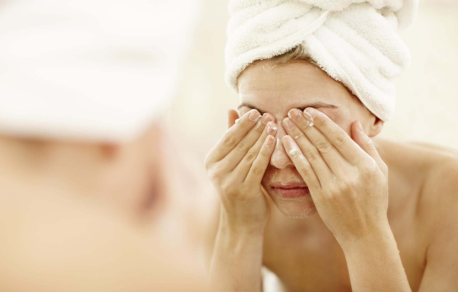 Why You Should Stop Washing Your Face