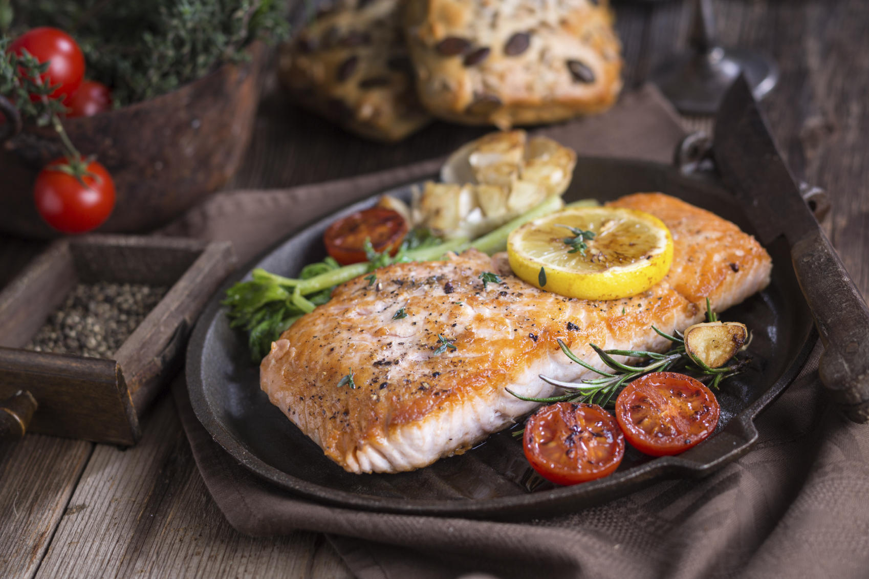 eat fish every week