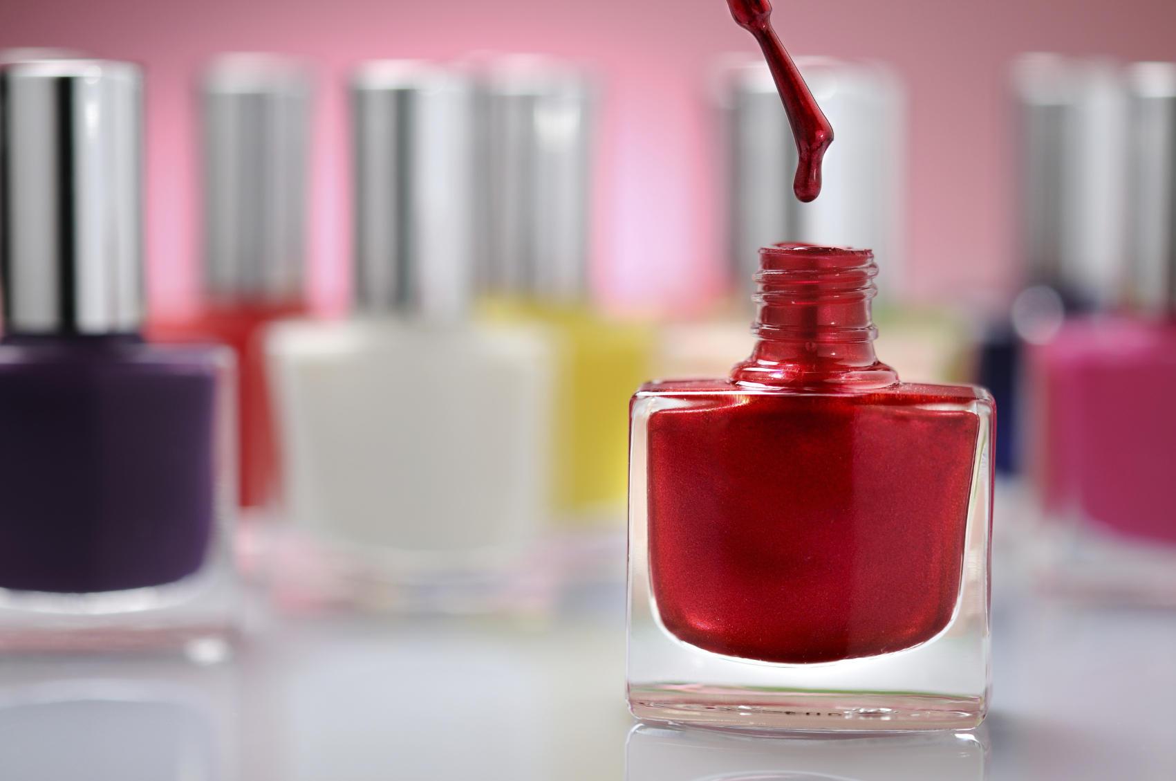 nail polish dream job
