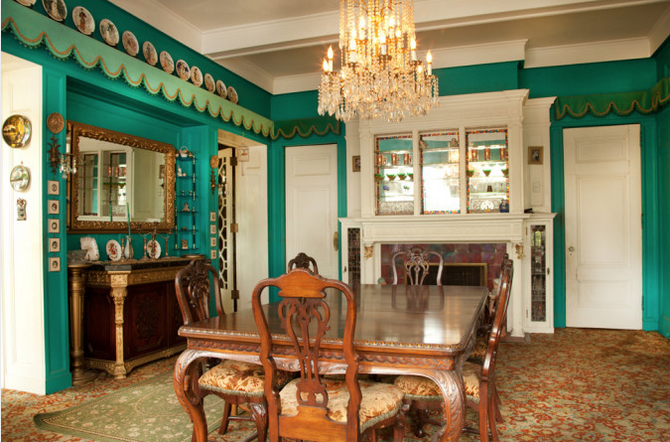 michelle williams dining room