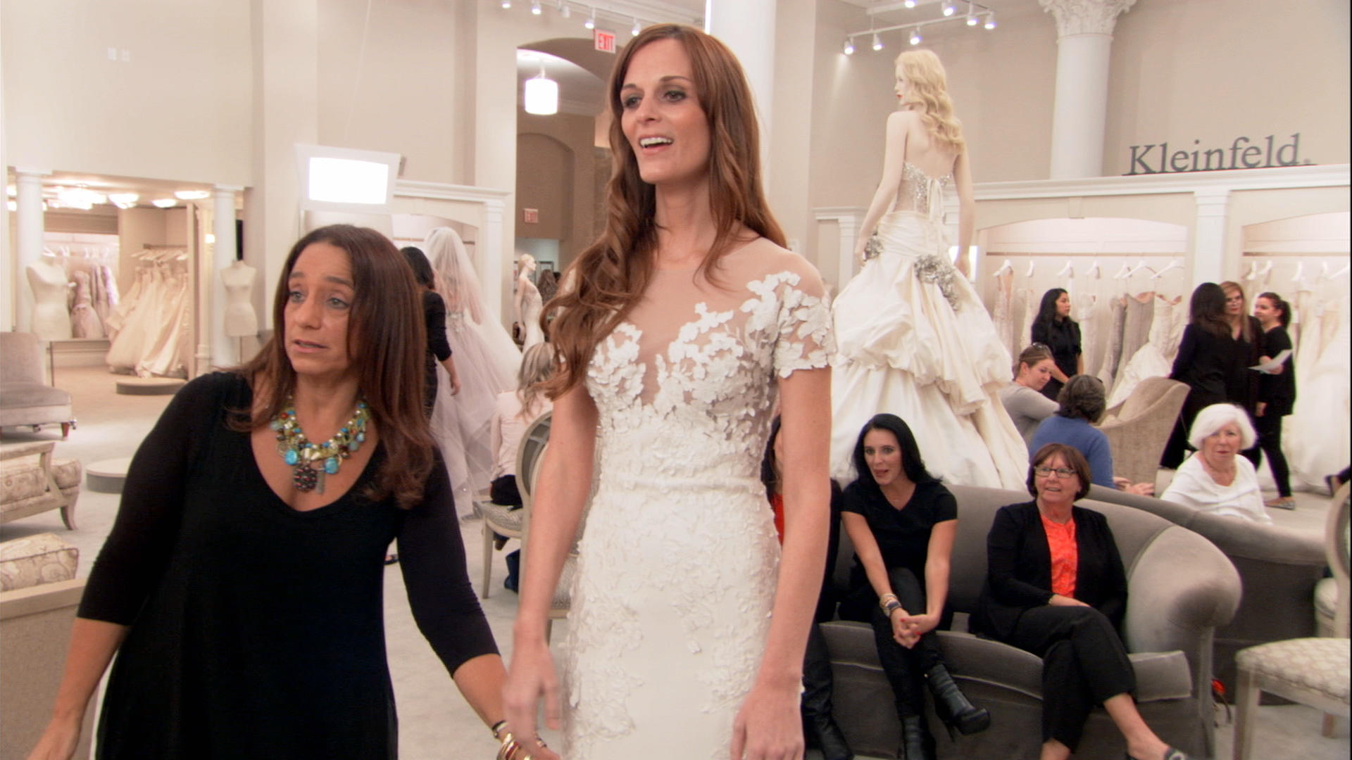 "Here\'s The Wedding Dress a ""Say Yes to The Dress"" Consultant Picked ..."