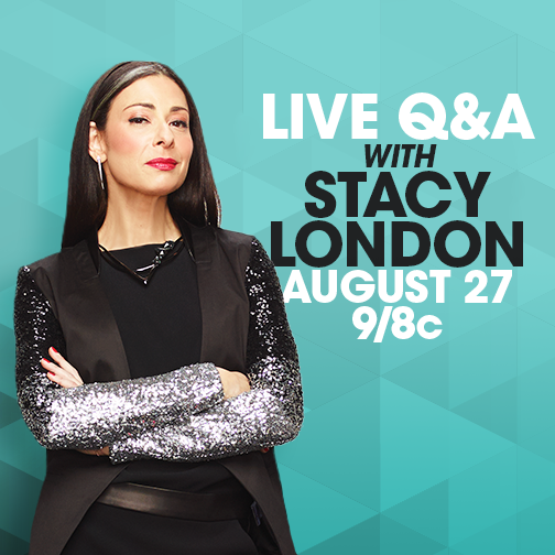 Stacy London Live Q&A
