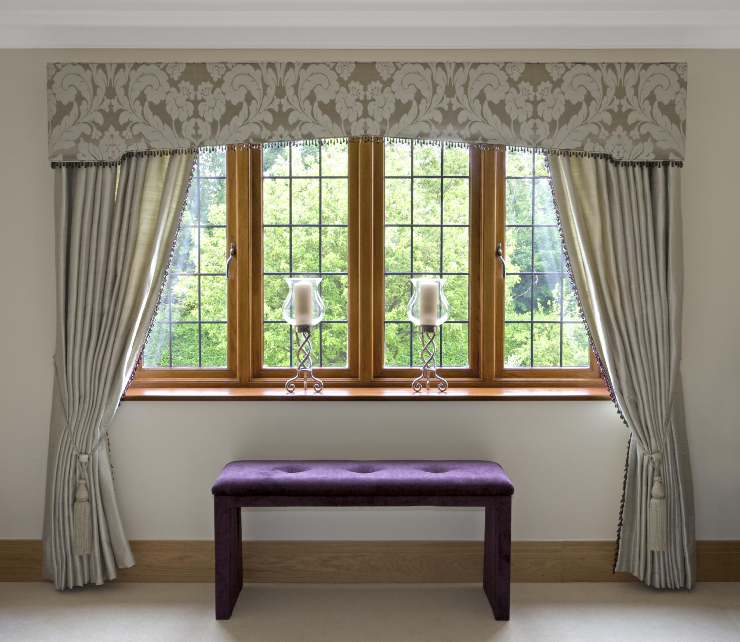 3 ways to diy your own window treatments tlcme tlc for Window treatments