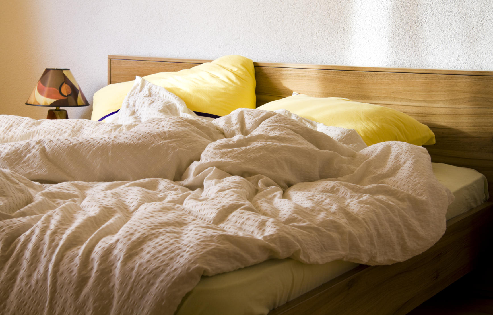 Good News For The Untidy Unmade Beds May Be Good For You