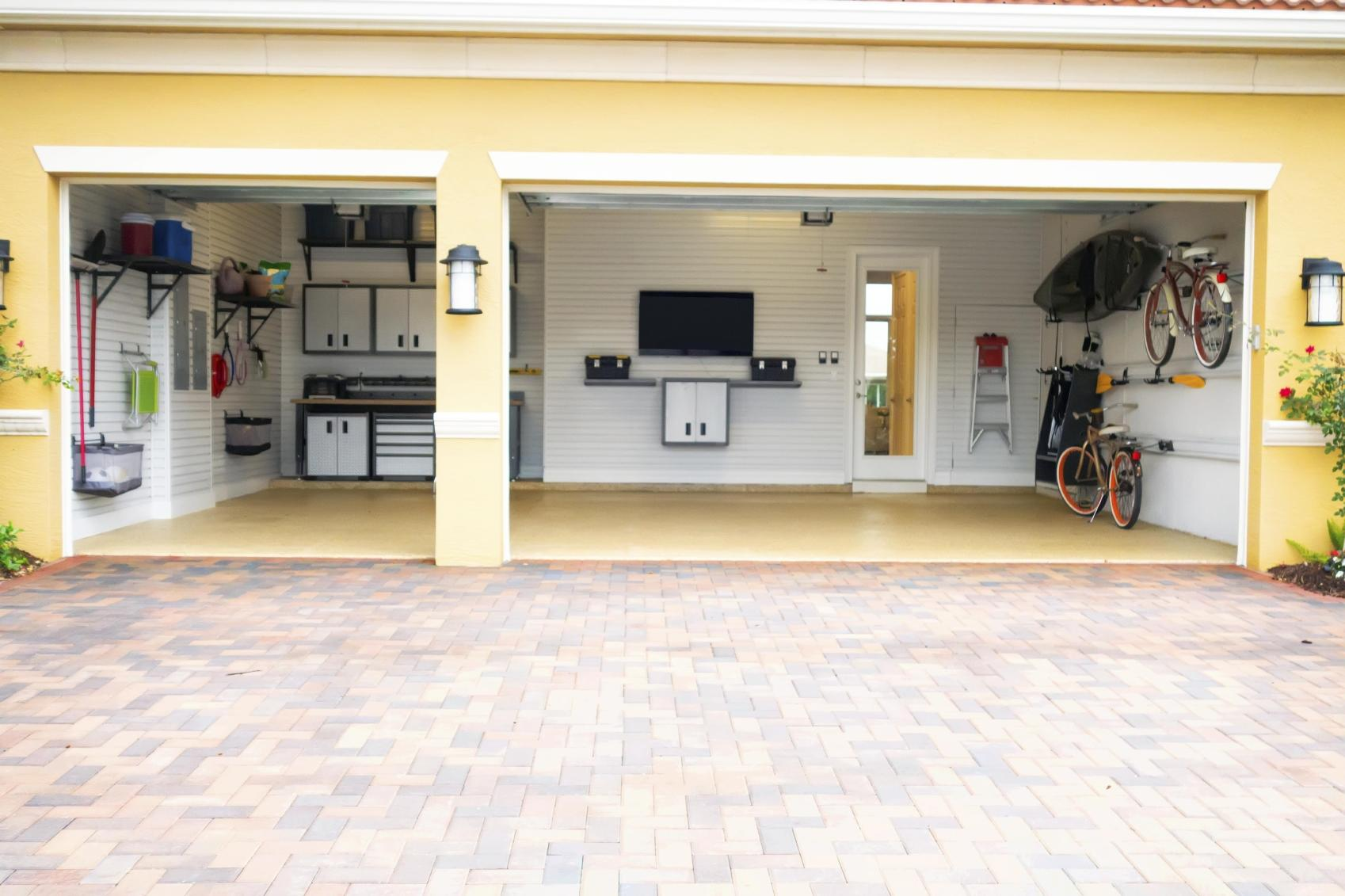 garage how organize ideas you read your house to storage this clean organized old