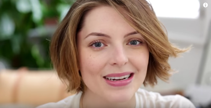 estee lalonde makeup video