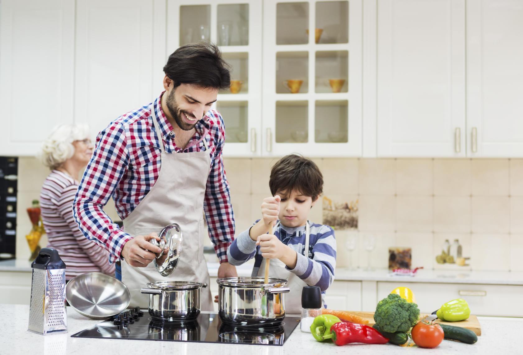 Recipe Ideas For National Men Make Dinner Day Tlcme Tlc