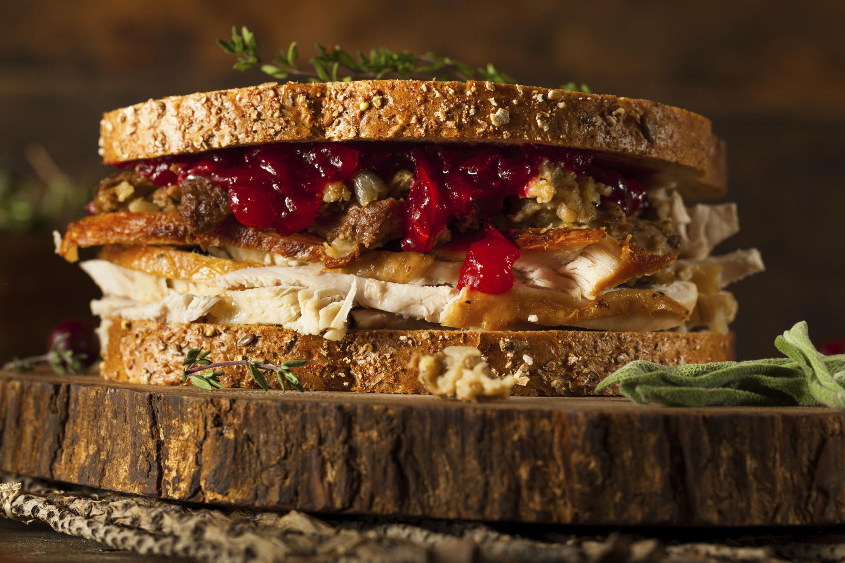 6 Creative Recipes For Thanksgiving Leftovers Tlcme Tlc