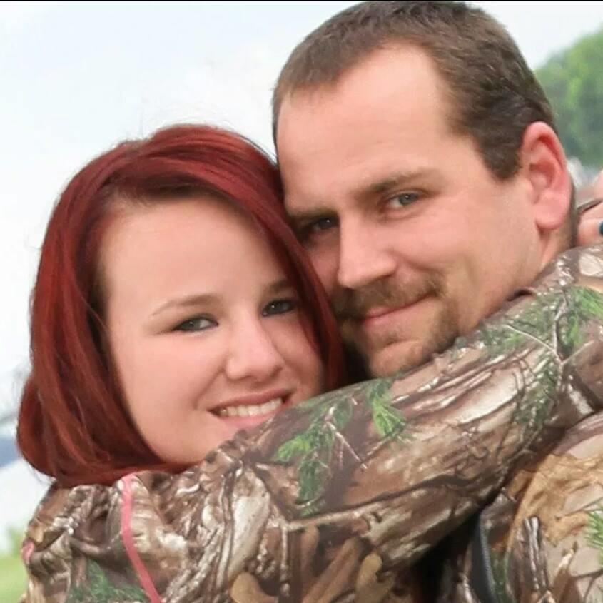 Brandi and Dustin Blair