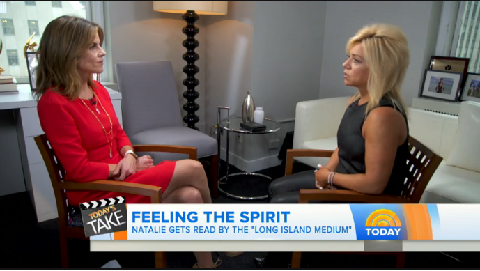 theresa on the today show