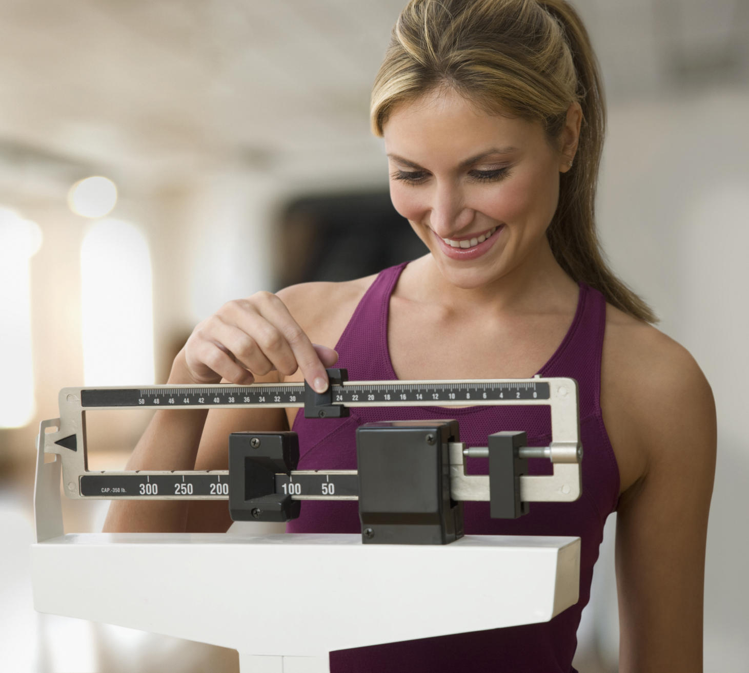 How much weight can lose in 20 days