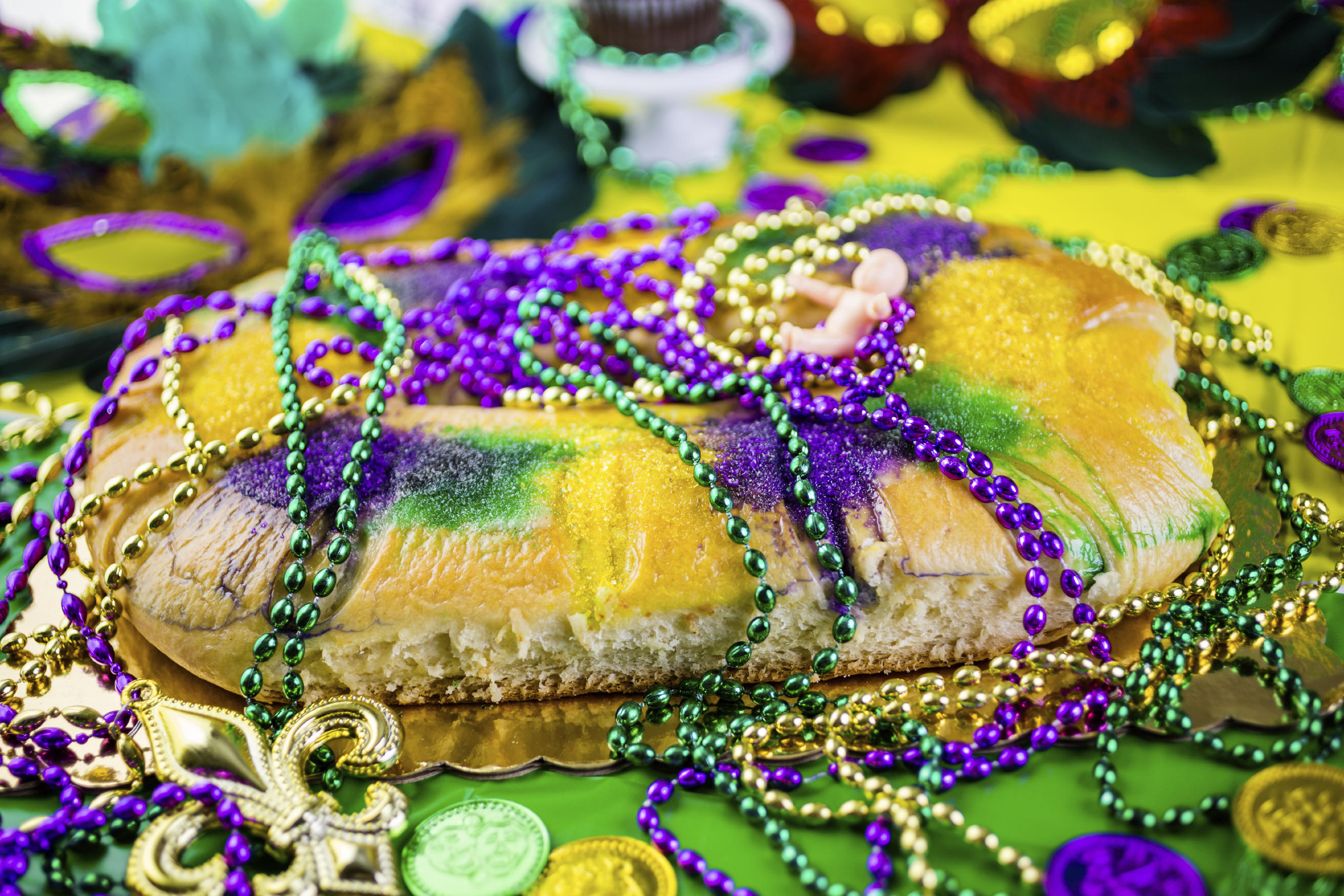 Easy King Cake Recipe
