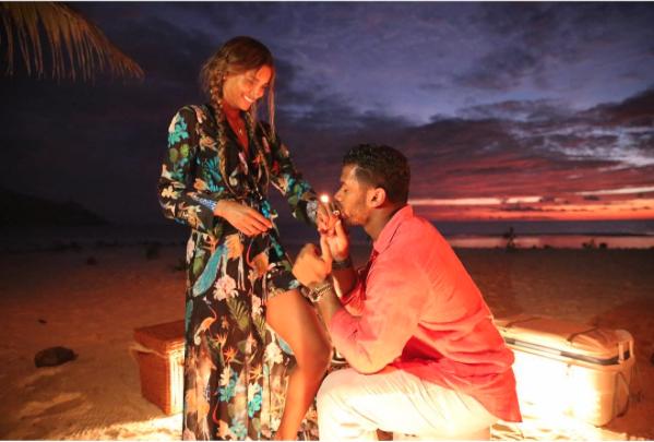 Ciara engagement