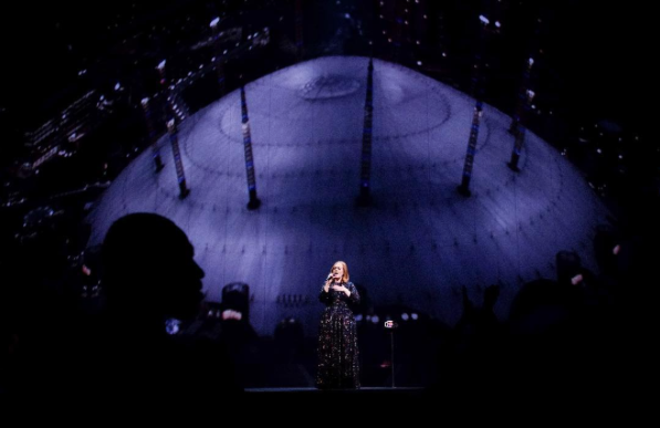 Adele at O2, March 19