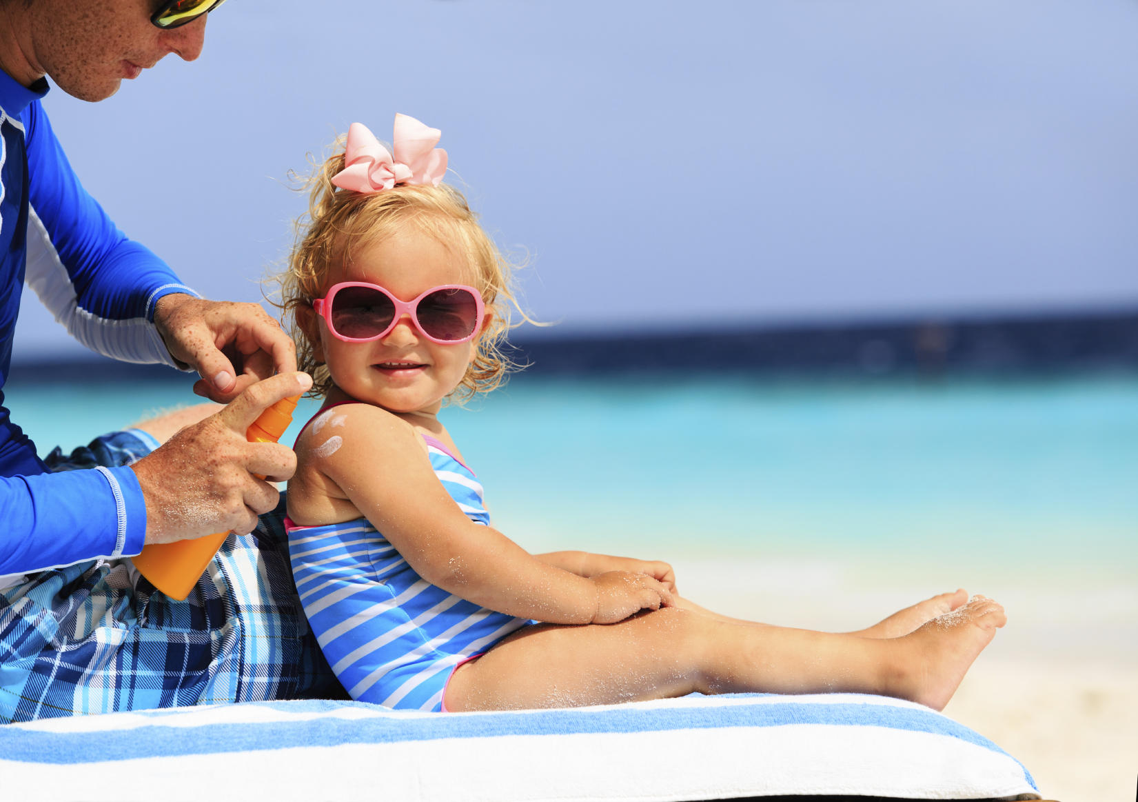 6 Games To Make Putting Sunscreen On Kids More Fun For