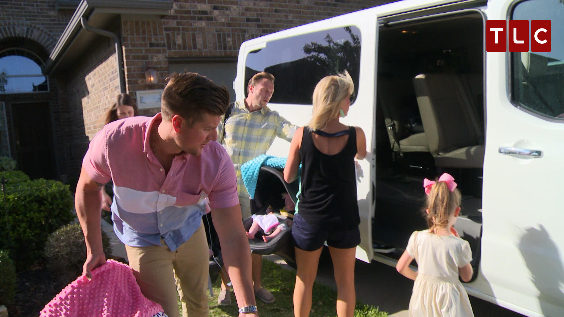Getting Five Babies Out Of The House Outdaughtered Tlc