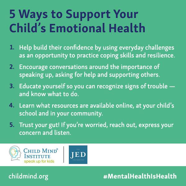 JED Emotional Health
