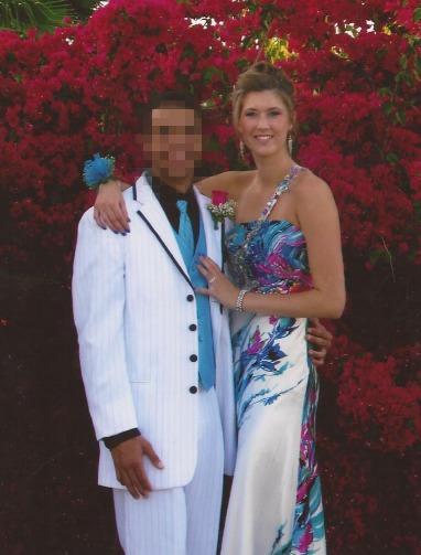 TBT prom Lexie