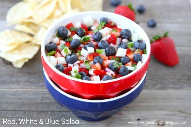 blueberry strawberry jicama salsa