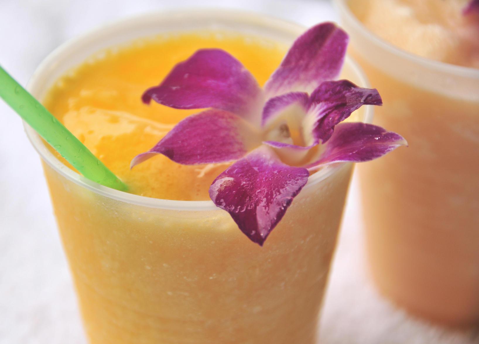 Tropical frozen Drinks