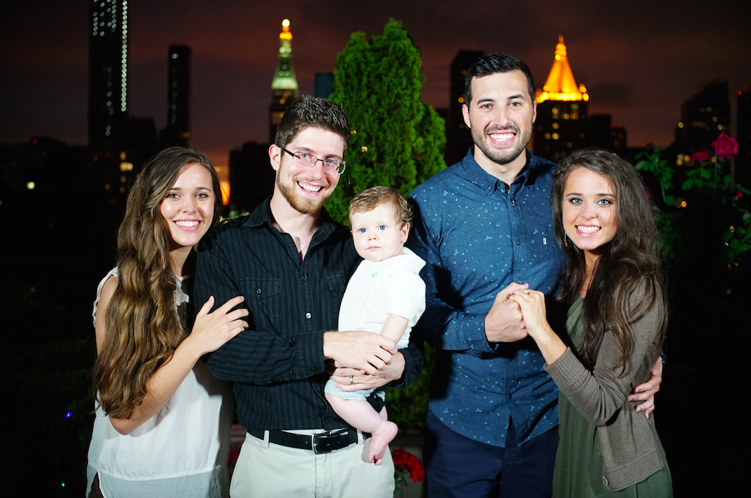 Exclusive Photos Of Jinger Duggar And Jeremy Vuolo S