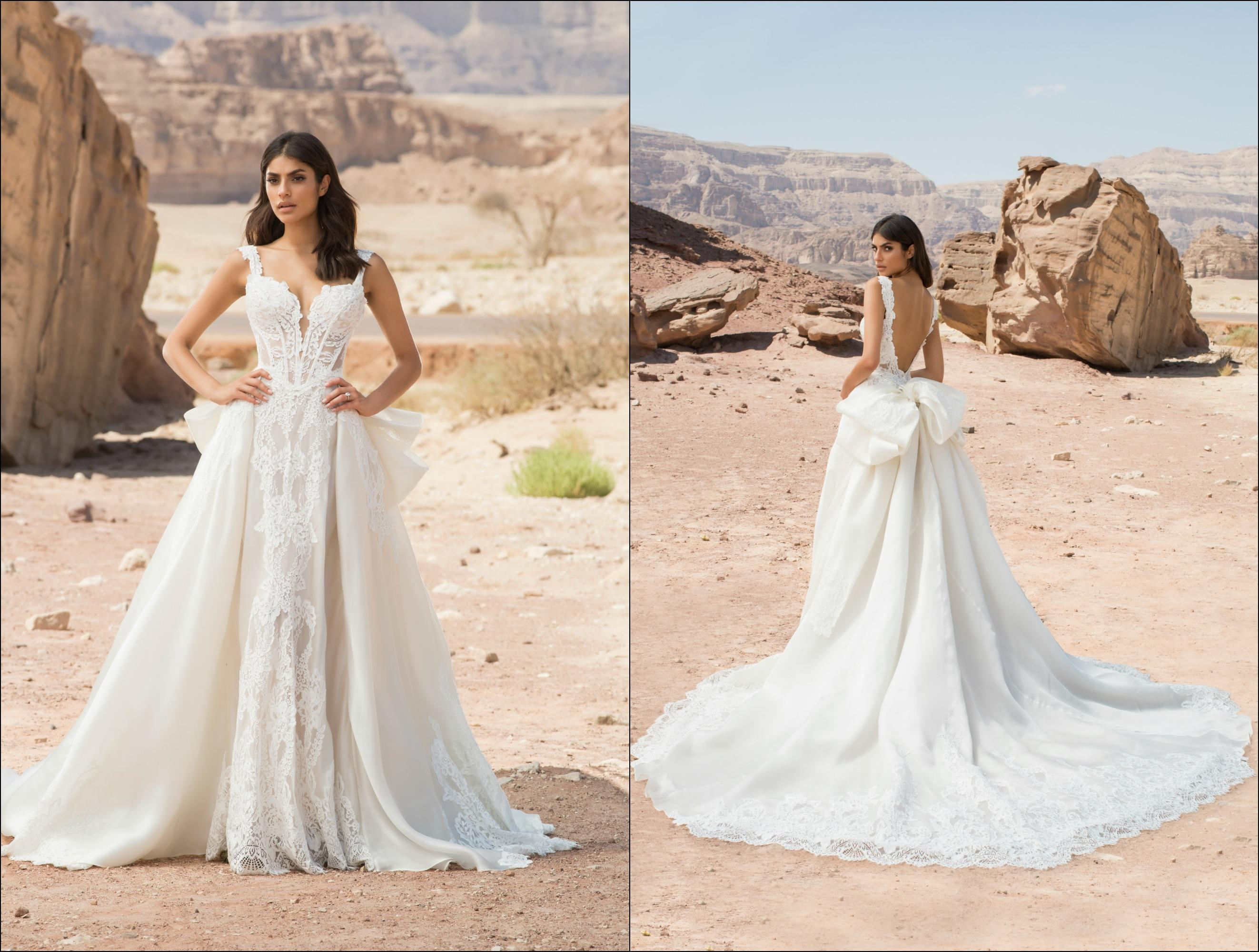 Pnina Tornai, Wind Upon Water Collection, Style #4443