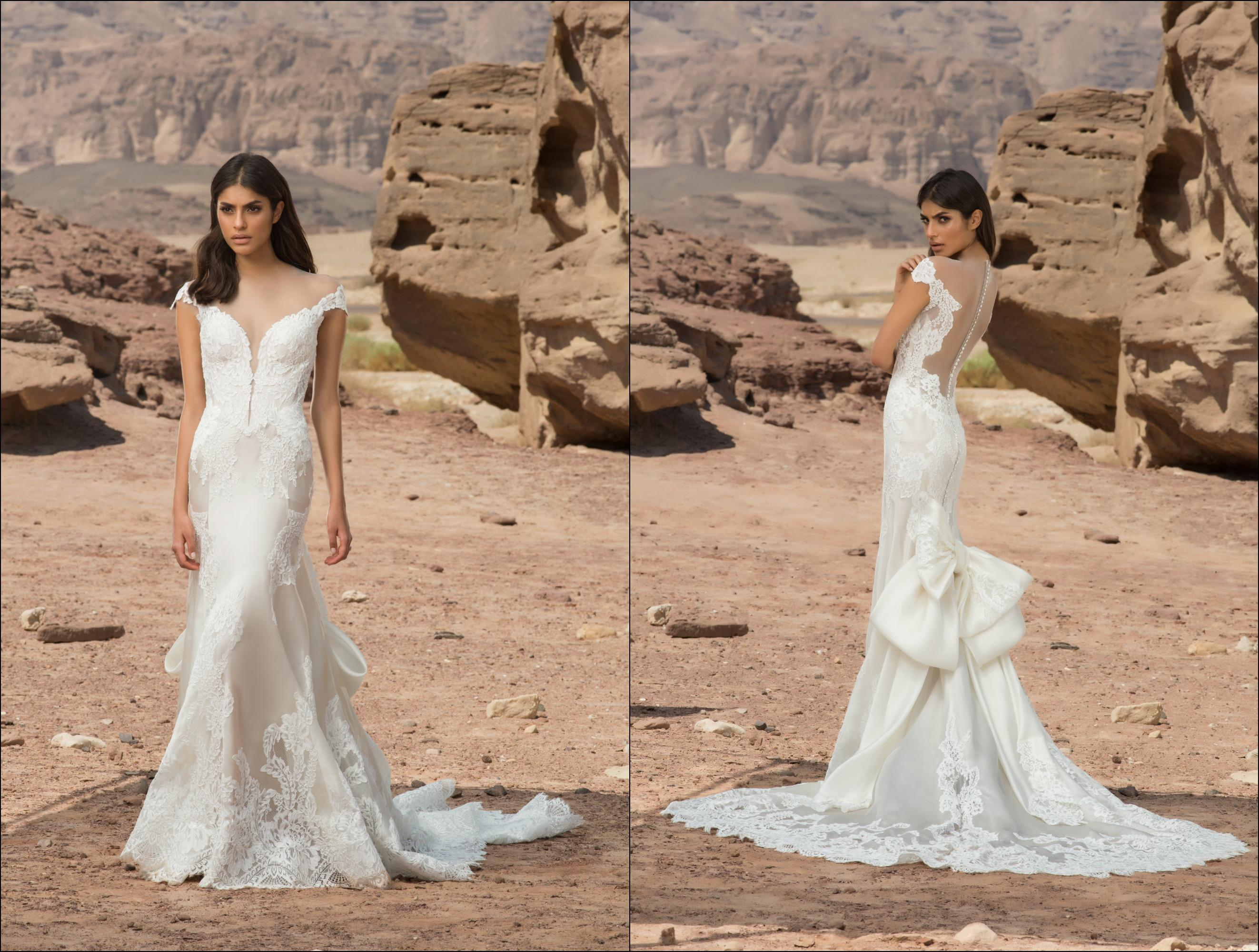 Pnina Tornai, Wind Upon Water Collection, Style #4466