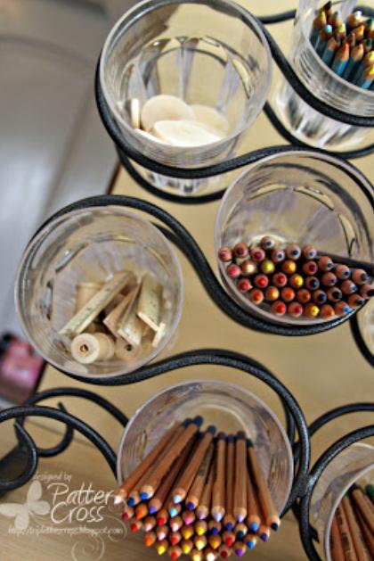 11 Ways To Repurpose A Wine Rack Tlcme Tlc